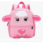 2017 wholesale children animal school bag