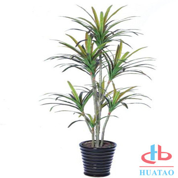 Plantas decorativas artificiais de 160cm