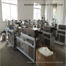 Máquina para hacer tapas de tiras