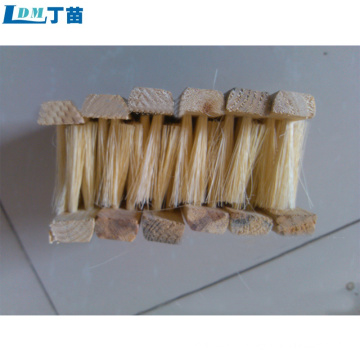 escova de madeira durável à prova de poeira de vários estilos
