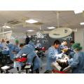 La lumière opératoire chirurgicale de théâtre d'hôpital a mené OU la lumière