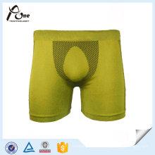 Boxer sin costura para hombre de la ropa interior del OEM hecho en China