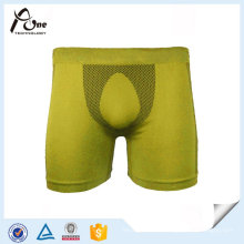OEM Mens Seamless Underwear Boxer Made in China