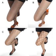 Women′s Sexy Fishnet Mesh Big Medium Small Hole Tights Pantyhose (FN155)