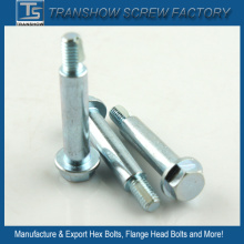 Carbon Steel Hex Flange Head Lock Screws
