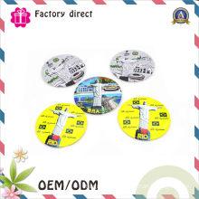 Wholesale Custom safety Promotion Pin Badge Metal Pin Badge