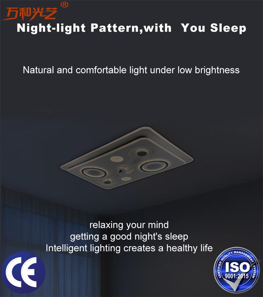 parlor ceiling light