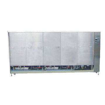 Five Channel Series Ultrasonic Cleaning Machine