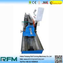 FX acero banda c canal metal stud máquina de encuadre