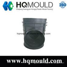 Moulage par injection en plastique de tuyau de pièce en t standard de haute qualité