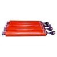 Qualität längere Garantie Großhandelspreis teleskopische hydraulische Zylinderteile für hydraulische Presse