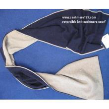 Kaschmir Umkehrbarer Schal