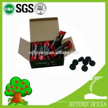 Rauchloser Apfelgeschmack die Kohletablette für Weihrauch