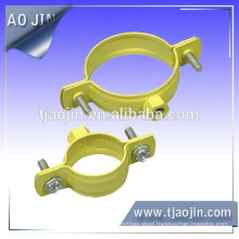 SS RUBBER HANGING CLAMP