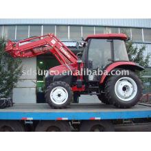 Tracteur avec chargeur TZ10