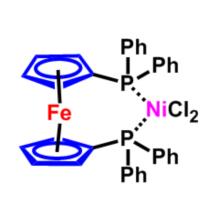 [1,1'-Bis(diphenylphosphino)ferrocene]dichloronickel(II) CAS 67292-34-6
