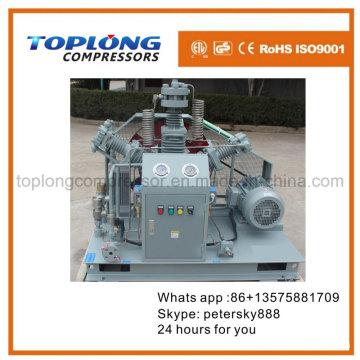 Italy Technical Oil Free Sulfur Hexafluoride Oxygen Compressor