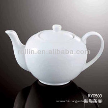 healthy durable white porcelain oven safe water jug with lid