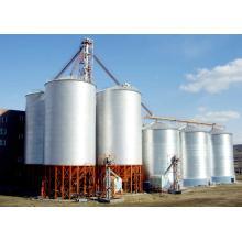 穀物貯蔵サイロ