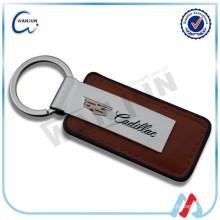 Porte-clés en cuir pour hommes