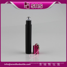SRS high quality plastic 8ml mini roller bottle for eye cream