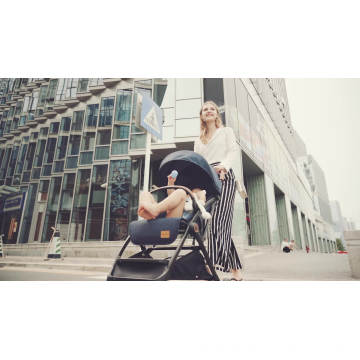 O carrinho de bebê mais confortável, leve e seguro, carrinho de bebê de última geração para grandes vendas