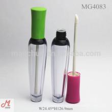 Luxury custom empty cosmetic tube/cosmetic bottle
