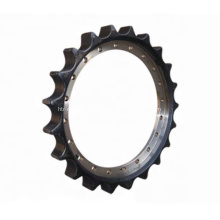 Fiat EX220LC-5 Sprocket 1010203 JohnDeere excavator AT311805 sprocket front idler