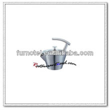 T155 700ml Stainless Steel Tea Pot