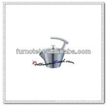 T155 700ml de chá de aço inoxidável