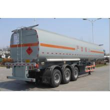 Depósito de gasolina del semirremolque