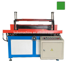 Automatic condenser tube copper/bundy tube twisting skew and flattening machine