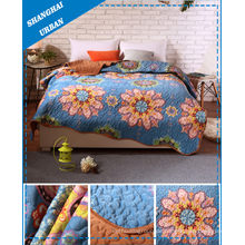 100% Polyester Print Home Tagesdecke Scallop Quilt