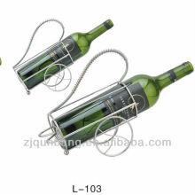 Rack de vinhos acrílicos 2015