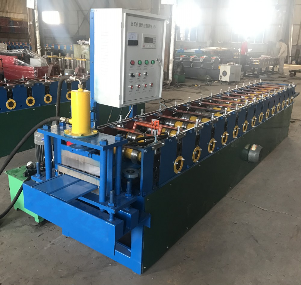 Construction Hanging Panel Making Machine