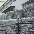 Galvanized PVC Coated Barbed Wire Dijual