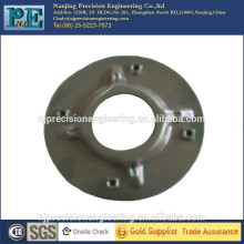 Precision steel cast small furniture hardware component