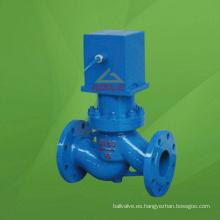 Válvula solenoide de gas de acero al carbono (GAZCM)