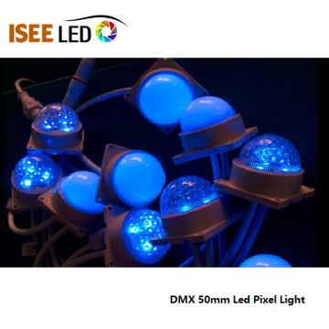 100mm Madrix Led DMX RGB 픽셀 빛