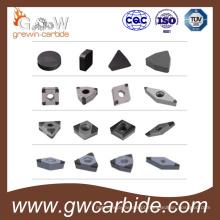 Inserção de torneamento PDC Diamond Cutter CBN
