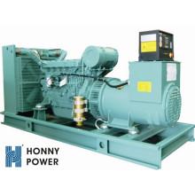 1200 об / мин 60 Гц Марка генератора 400 кВт / 500 кВА