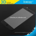 Heißer Verkauf 0.3mm 3D kurvte Schutzabdeckung aus gehärtetem Glas mit voller Abdeckung für Iphone7
