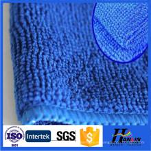 Toalla de microfibra de limpieza de coche de secado rápido