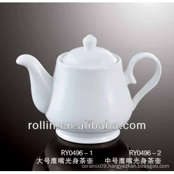 2014 dishwasher safe Chinese tea pot for hotel and restaurant