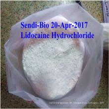 Bp Lidocaine Hydrochlorid / HCl für die intravenöse Injektion CAS. Nr .: 73-78-9