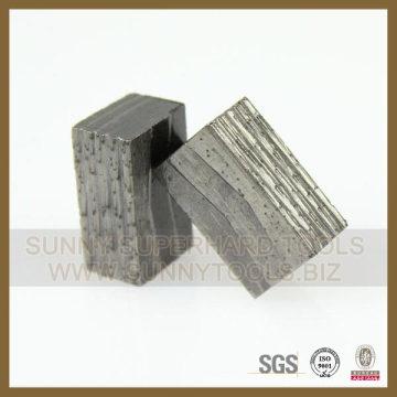 Diamond Segment for Granite Natural Stone Indian Red India Market