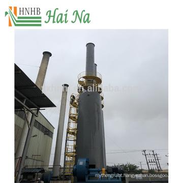 Wet Gas Scrubber for Boiler Dust Treatment