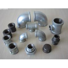 Galvanized Bush Reducing Male Female Threaded BSP Adaptor