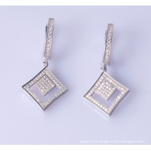 2014 Latest Designer′s Simple and Decent Earrings Jewelry