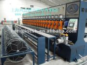 building plastic geogrid production line(hongjin brand)